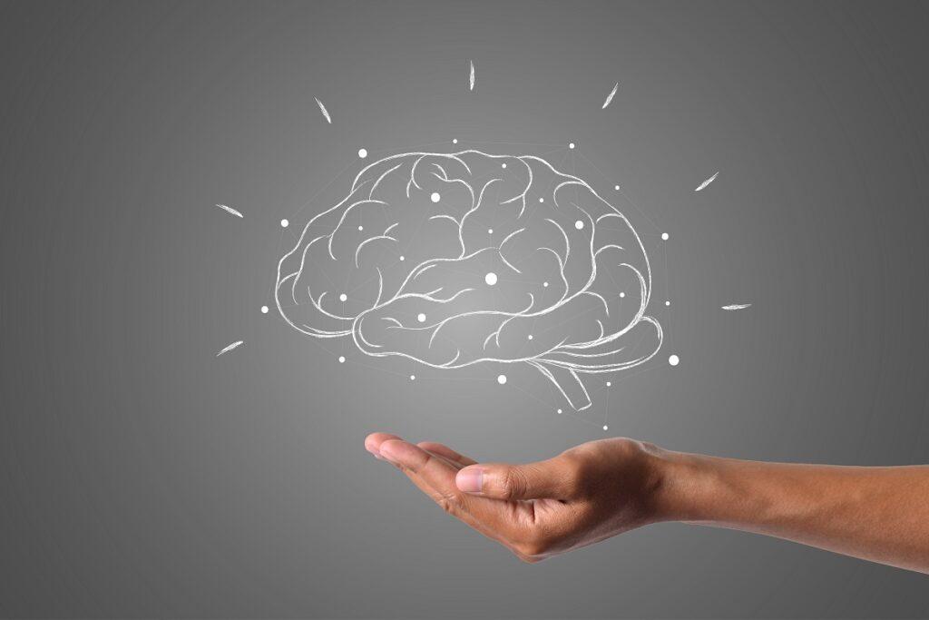 un cerveau qui fonctionne bien grâce au neurofeedback